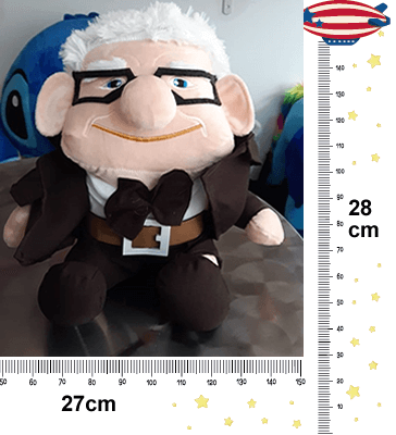 Peluche Abuelo Up